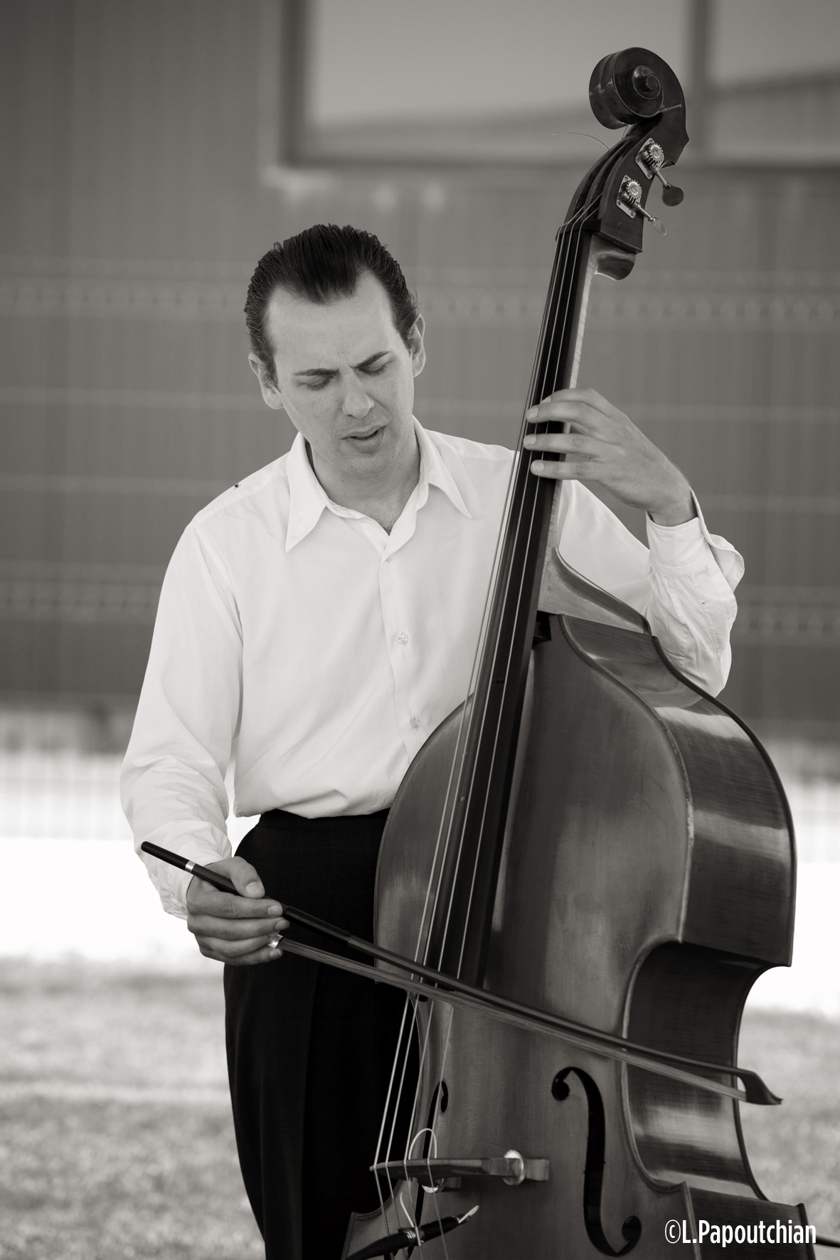jazz trio hommage à Stéphane Grappelli