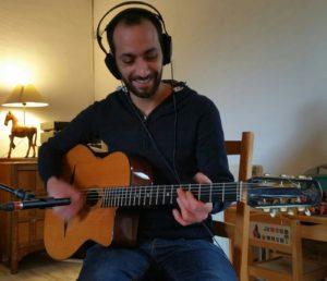 Guitare Rythmique JP Bernier Jazz Manouche