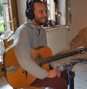Guitare Rythmique Lucas Muller La Pompe Jazz Manouche