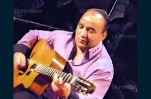 Guitare jazz Manouche Sebastien Felix
