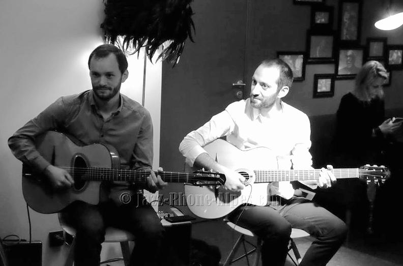 avec Gerard Vandenbroucque et Sebastien Felix