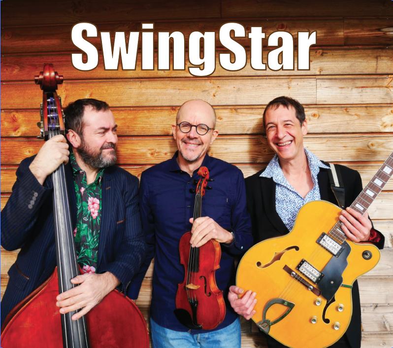trio jazz swing manouche Nantes et Lyon